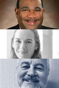 James Parrott, Rochelle Holm, Jay Garland