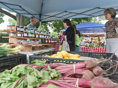 Belknap Farmers Market 2014