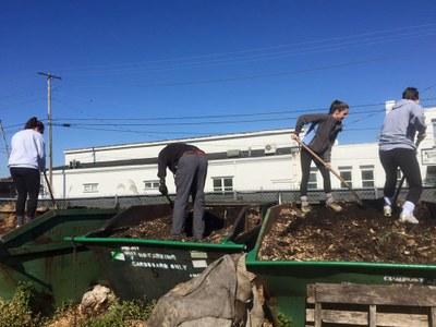 UofL Community Composting