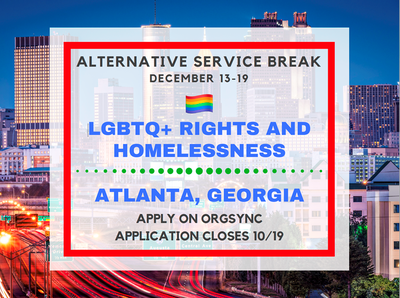 Alternative Service Break 2017