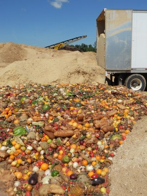 Large-scale Composting at Koetter+Smith