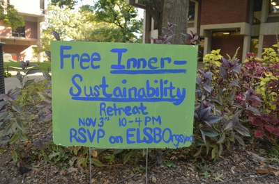 Inner Sustainability Retreat Fall 2018