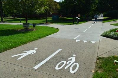 Belknap Bike-Walk Lanes