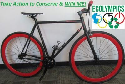 Ecolympics 2018 Prize Bike