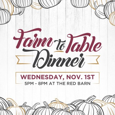 Farm To Table Fall 2017