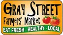 Gray Street Farmers Market logo