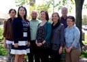 Green Threads VII: Lynda Mercer, Ying Huang, (Justin Mog), Melissa Merry, Karen Kayser, (Russ Barnett & Margaret Carreiro) 4-15-16