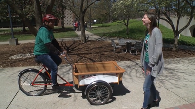 Health Promotion Tricycle in Orientation Video