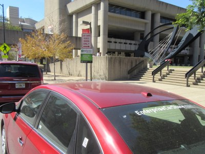 UofL CarShare at HSC