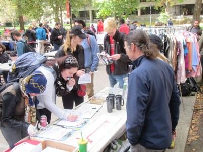 Campus Sustainability Day Fair