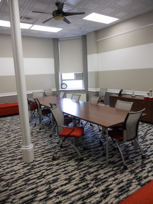 Model Green Conference Room (A&S Dean's)