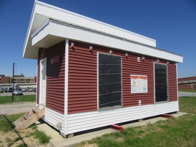 Passive Solar Test Facility