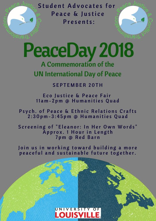 Peace Day 2018