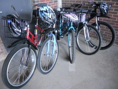UofL BikeShare - Intramurals Fleet