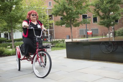 UofL IT Help Desk Trike - Victoria Harpe (Aug 2014).jpg