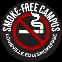 UofL SmokeFree Logo