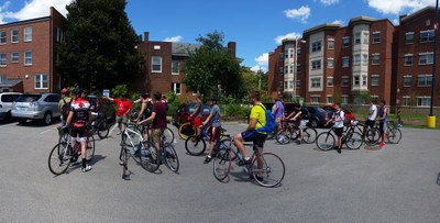 Welcome Week Sustainability Bike Tour