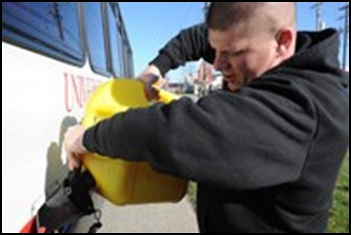 UofL Biodiesel Program