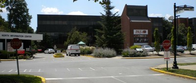 Davidson Hall (beside North Information Center)