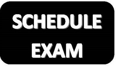 Schedule Exam Logo