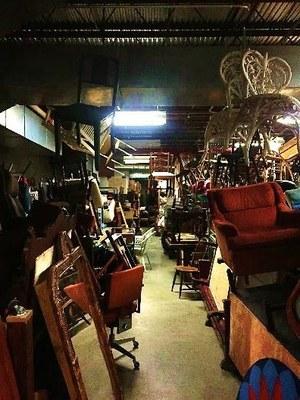 scene storage