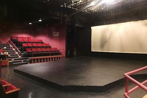 Thrust Theatre Department Of Theatre Arts