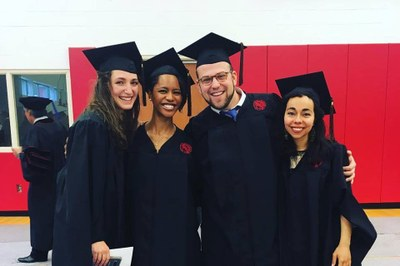 2018 MFA in Performance Graduating class
