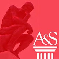 Arts & Sciences Thinker Logo