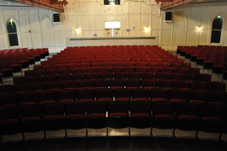 seating of Playhouse Theatre