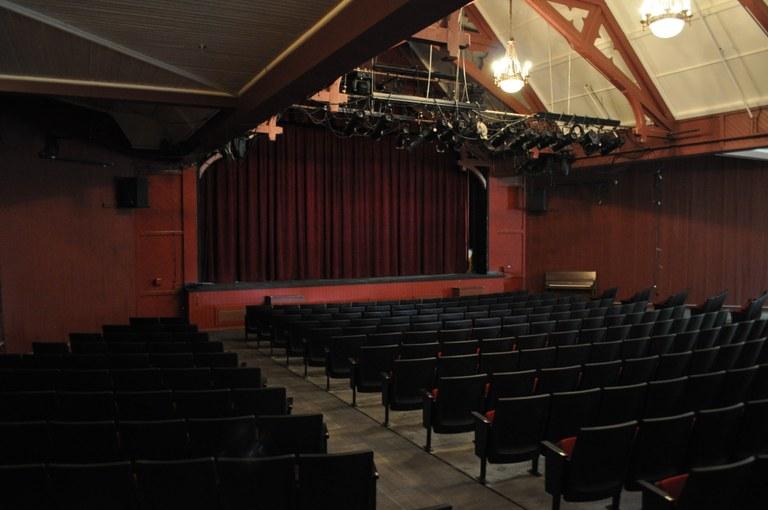 inside Playhouse Theatre