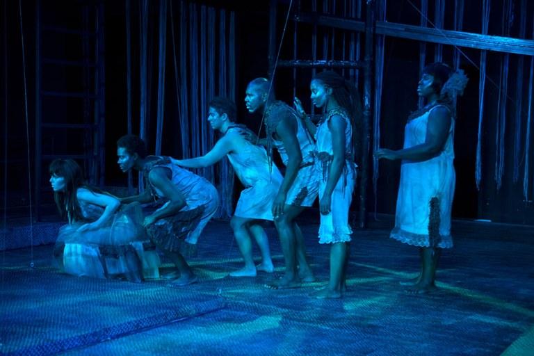 Production of Eurydice