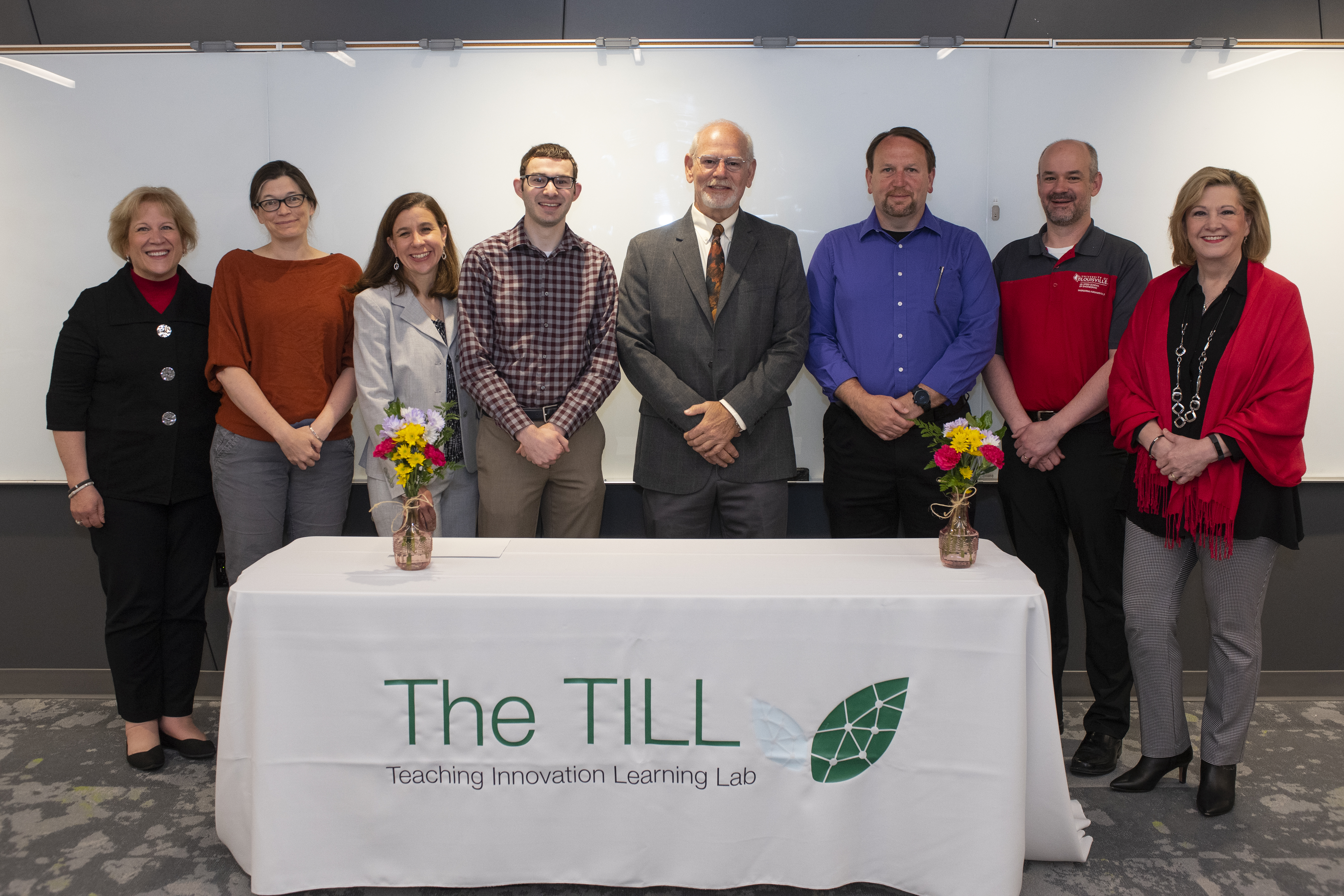 TILL Teaching Innovation Award Winners