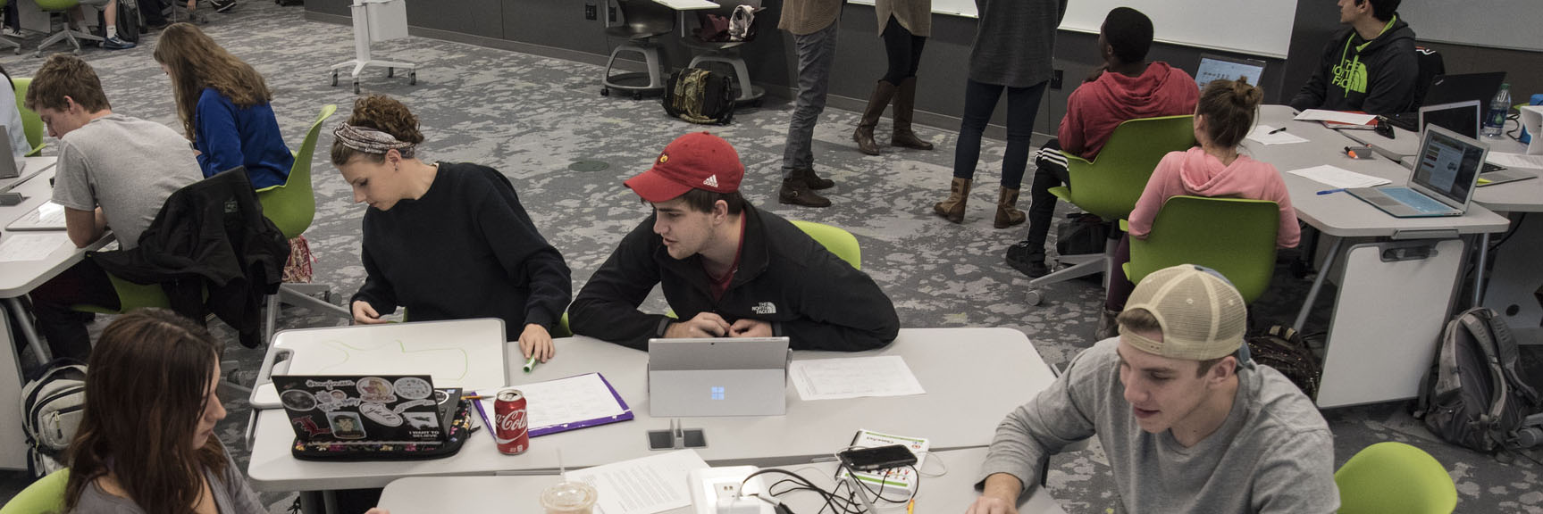 Active Learning is anything course-related that all students in a class section