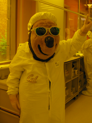 Cleanroom Mascot Challenge Ugim