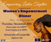 Empowering Ladies Together 8th Annual Women's Empowerment Dinner
