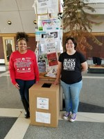 UofL Women's Center Student Parent Association/Family Scholar House Book Drive
