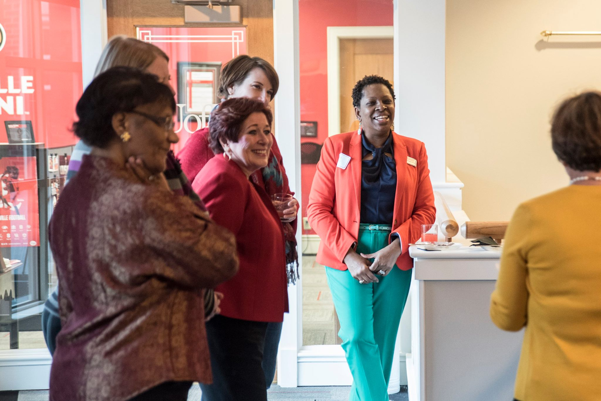 UofL Women's Network will host inaugural Women's Network Roundtable for Faculty/Staff