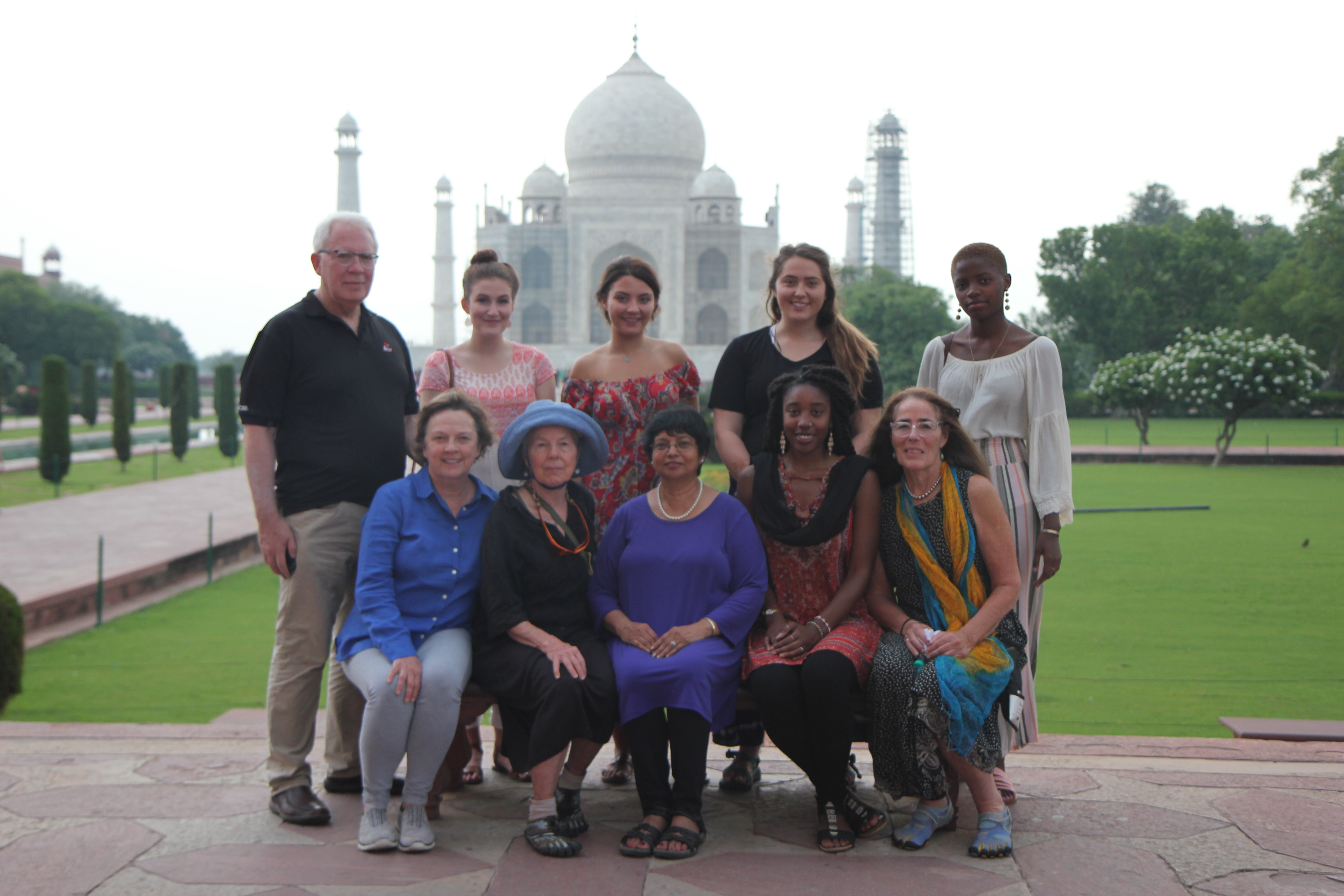 UofL Women's Center in India