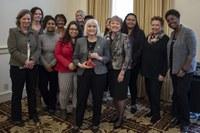 Women's Center Empowerment Luncheon 2018 Award Recipients