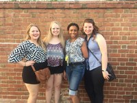 UofL Women's Center & Students Represent at AAUW National Conference