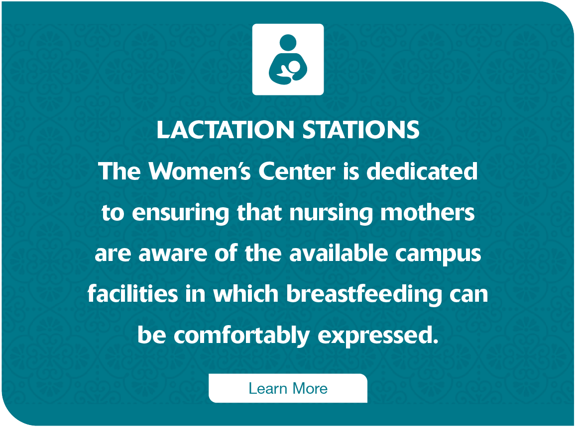 Link to Lactation Information page